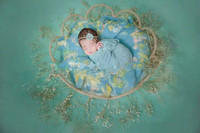 Curly felted blanket layer Newborn photography props Wool layer Curls nest stuffer woolen blanket natural wool