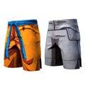 2016 Ball Z Hombres/Mujeres 3D Pantalones de Dragon Ball Z Vegeta Goku Verano Estilo 3D pantalones