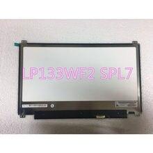 Бесплатная доставка LP133WF2 SPL1 SP L6 SP L7 SP L9 LTN133HL05 NV133FHM-N42 B133HAN04.4 экран ноутбука 30pin FHD