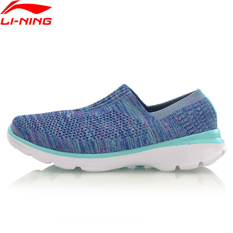 Li-Ning Women Lifestyle Shoes Easy Walker Breathable Light Fitness LiNing Sneakers Sport Shoes AGCM112 YXB048Li-Ning Women Lifestyle Shoes Easy Walker Breathable Light Fitness LiNing Sneakers Sport Shoes AGCM112 YXB048