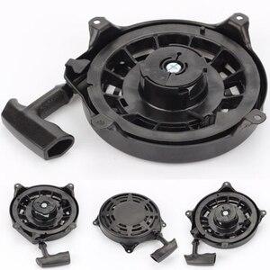 Image 3 - Zwart Onderdelen Vervanging Tool Pull Terugloopstarter 497680 Toro Grasmaaier Metalen Plastic Montage Voor Briggs Stratton