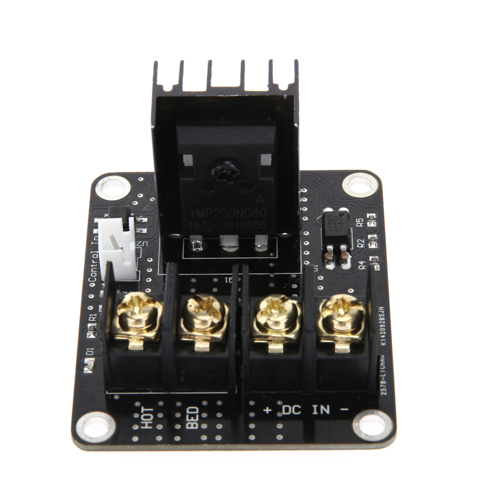 ALLOYSEED 3D Printer Parts General Add on Heated Bed Power Expansion Module High Power Module for