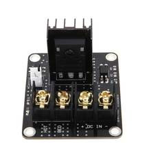 ALLOYSEED 3D Printer Parts General Add-on Heated Bed Power Expansion Module High Power Module for 3D Printer with Cable(China)