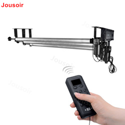 3-axis electric background shaft background frame photography shed shooting bacfkground frame background shelf 3REOS CD50 T01