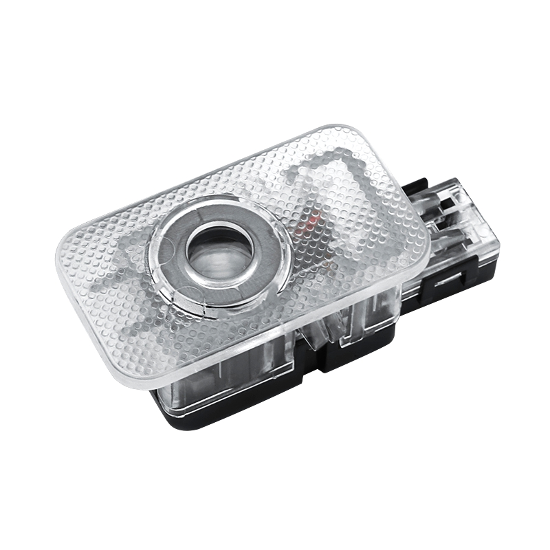QCDIN for Volvo Car LED Welcome Light Door Logo Courtesy Projector Light for Volvo V40 V60 S60 S80 XC60 XC90 in Decorative Lamp from Automobiles Motorcycles