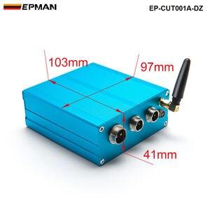 """Image 4 - Kit Valve déchappement électrique avec pompe à vide 2 """"/2.25""""/2.5 """"/2.75""""/3 """", système de contrôle cut out EP CUT001A25 DZ"""