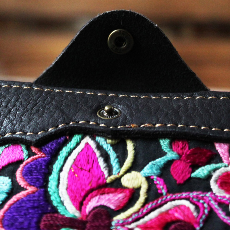 Длинные Роскошные Брендовые женские кошельки, модный кожаный кошелек на застежке, Женский кошелек, клатч, женский кошелек, кошелек для моне... - 5