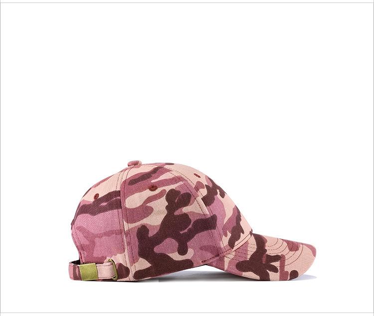 2019 High Quality Fashion Women Baseball Cap Camo Ladies Hats ... e2b7294d12b7