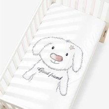 60 см* 120 см наматрасник из махровой ткани, защитный чехол для матраса для детей, защита от клещей и пыли