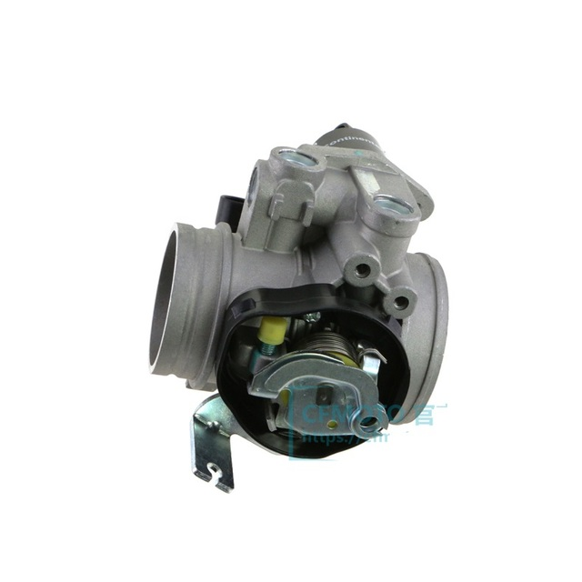 Throttle Body  for CFMOTO CFX8 engine  model name  is 2V91W parts number is 0800-173000