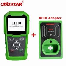 OBDSTAR H110 VAG I + C для MQB VAG IMMO + KM Инструмент с поддержкой NEC + 24C64 и VAG 4th 5th IMMO