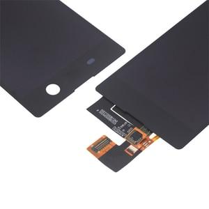 Image 5 - Per Sony Xperia M5 LCD display originale per Sony Xperia M5 A CRISTALLI LIQUIDI di tocco digitale dello schermo di E5603 E5606 E5653 del telefono mobile accessori