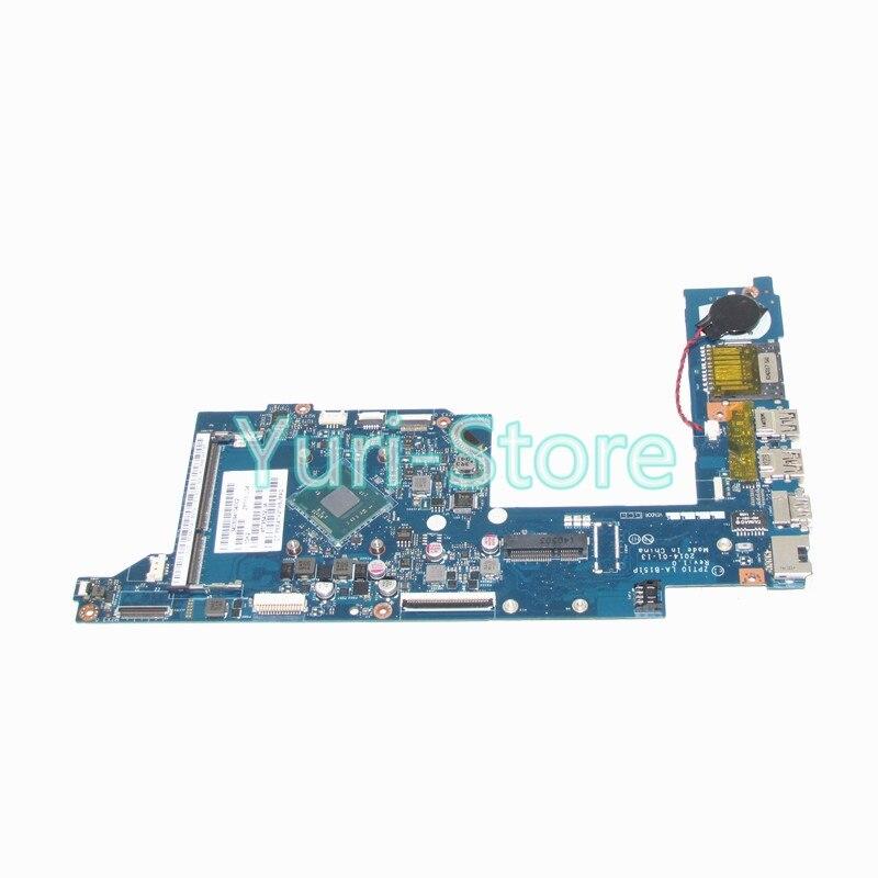 NOKOTION ZPT10 LA-B151P Laptop motherboard for HP Pavilion 758588-501 755724-501 755724-001 100% Fully tested 744009 501 744009 001 for hp probook 640 g1 650 g1 motherboard socket 947 hm87 ddr3l tested working