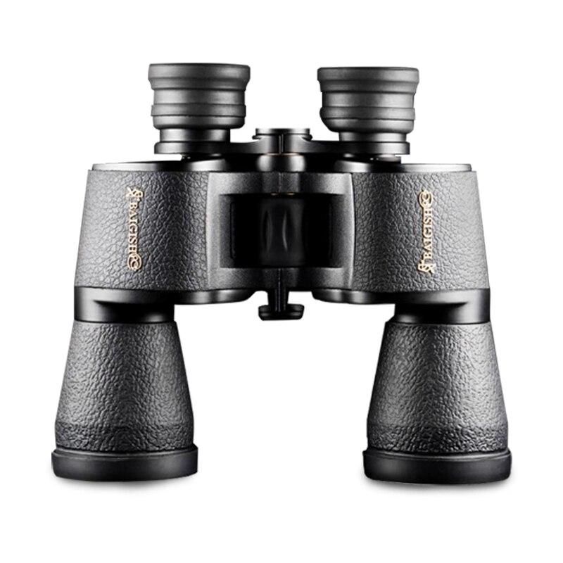 BAIGISH Haute Qualité À Faible Prix Chasse Jumelles Camping Sports de Plein Air Chasse Alpinisme Randonnée Jumelles 20X50 Télescope