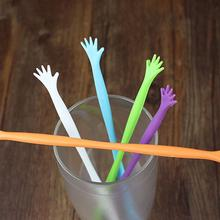 5 шт., высокое качество, пять, HELP ME, мешалка для кофе, палочка для перемешивания, ложка для соков, барная палочка, стержни для питья, мешалка для кофе, инструменты для перемешивания