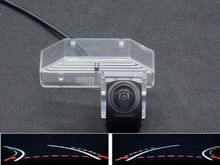 Trajectory Tracks 1080P Fisheye Lens Car Rear view Camera For Mazda RX-8 2005 2006 2007 2008 2009 2010 2011 6 2009-2014
