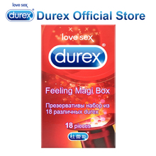 Durex magibox Презервативы kondom с дополнительной lubrican чувствовать тонкие супер Любэ эротические Товары Секс-игрушки интимных товаров для пару секса