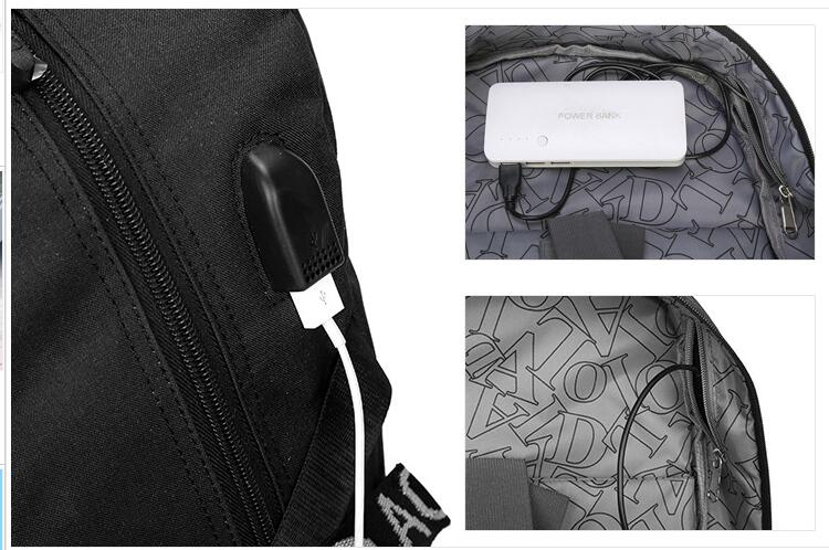 Waterproof Male Backpack Multifunctional Travel Bag School Bag USB Charging  Laptop Backpack For 11 to 15.6 Inch Tags  7f89864f572a3