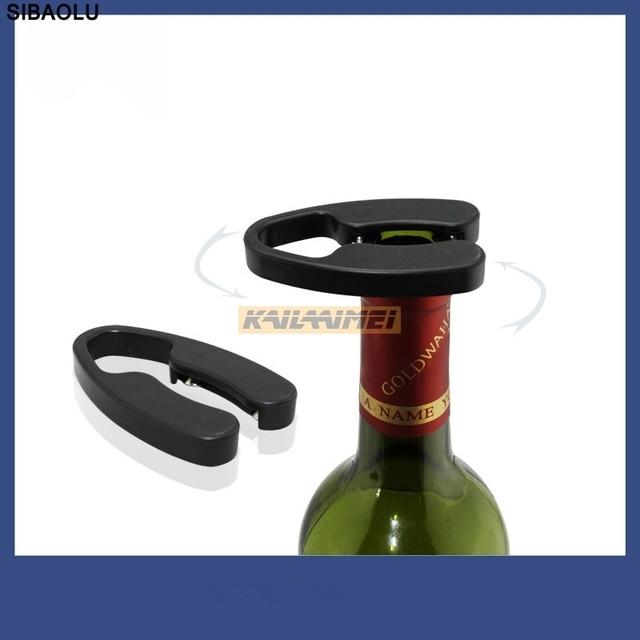 50 Pcs Peralatan Dapur Anggur Botol Foil Cutter Sistem Karet Berlapis Abs Tubuh Dengan Pisau Baja