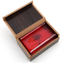 Free shipping high quality rosin for Violin Viola Cello Bowed String Instrument Violin Accessories Dedicated wooden case rosin