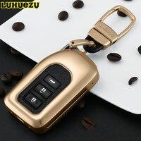Alloy Key Chain Rings Key Boxes Bag For Lexus RX200T 450H 350 NX200T ES200 ES300H Accessories