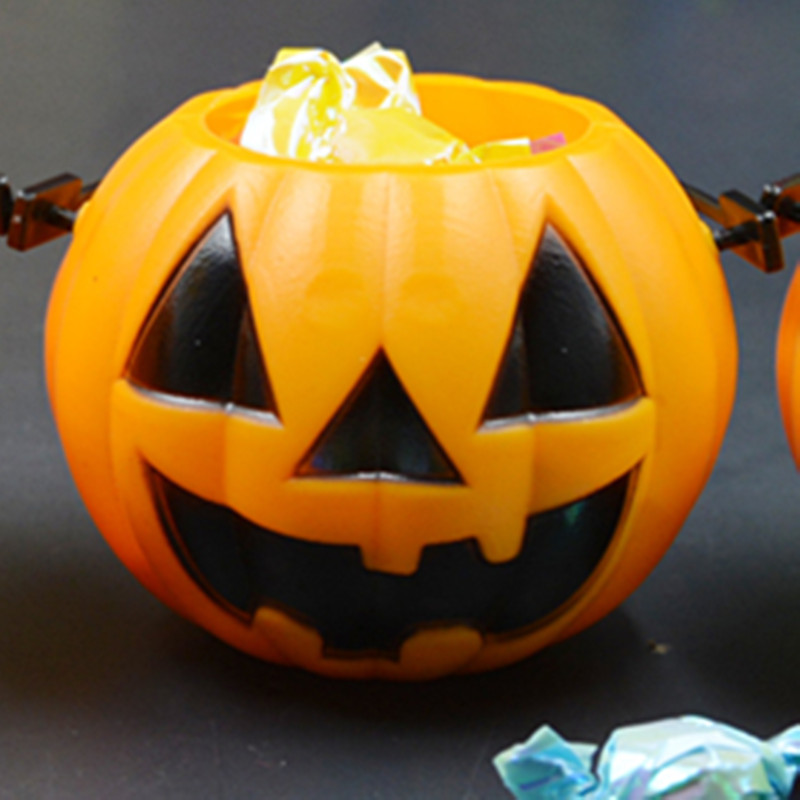 Buy Plastic Halloween Pumpkin Buckets And Get Free Shipping On  AliExpress.com