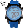 New SMAEL Sports Watches Colorful Digital Watch LED Display Caual Watches Men Wristwatchesmontre homme relogios masculino WS1076