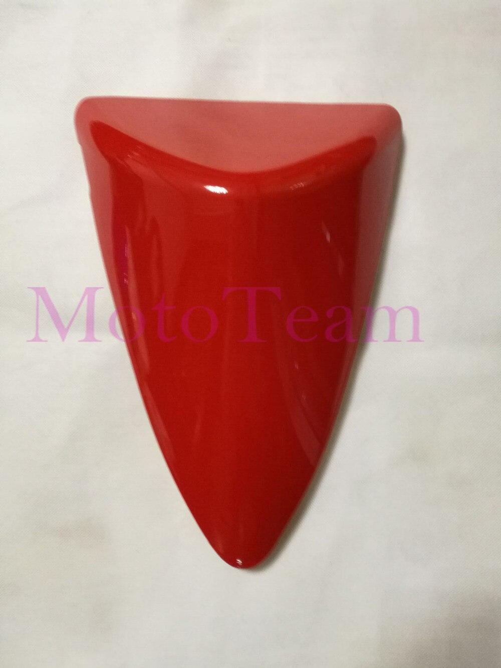 Hot Red Rear Tail Seat Cover Cowl Fairing For KAWASAKI NINJA ZX6R 636 2005-2006