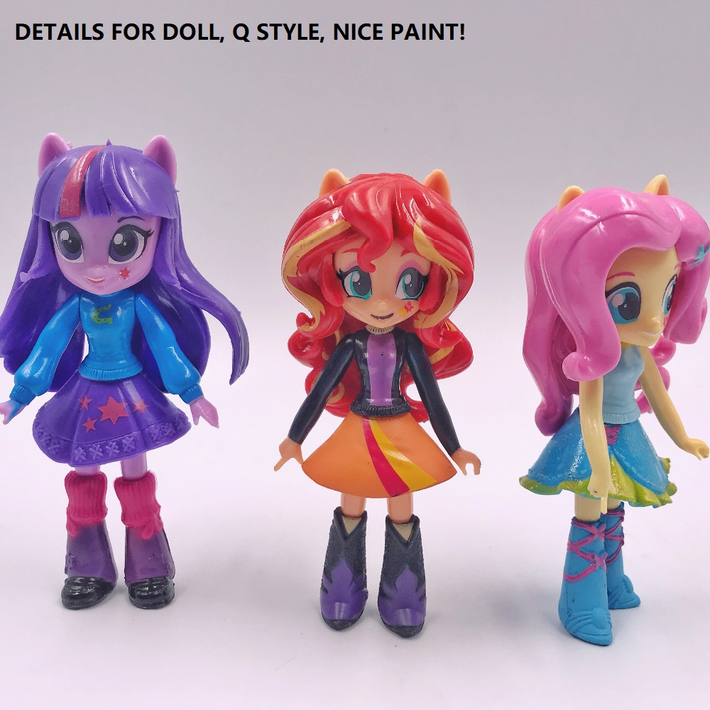 My Little Cute Pony Girl Figurines 13cm 1