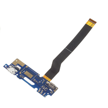 Free shipping USB Charger Flex Cable With Vibrator For ASUS Zenfone 3 MAX ZC520TL USB Port Connector Dock Socket Jack Plug