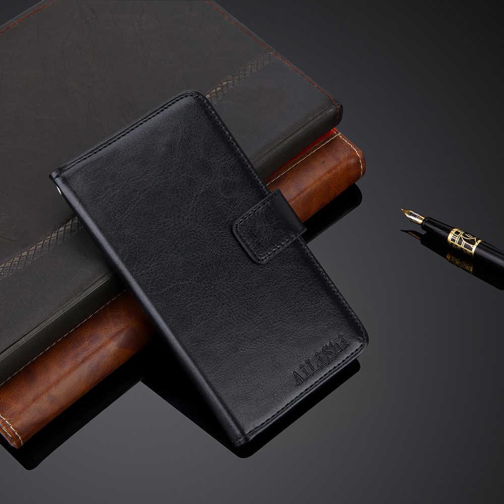 Ailishi 100% Эксклюзивный чехол для Lenovo A800 Роскошный кожаный чехол флип Одежда высшего качества Обложка телефон сумка бумажник держатель + отслеживания