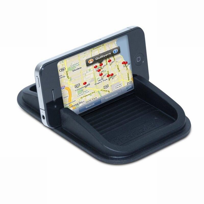 Silicone Car Non Slip Dash Mat Dashboard Sticky Pad Roadster Smartphone Car Phone Dash