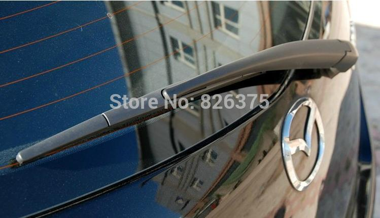 Great Free Shipping Car Rear Wiper Blades For Mazda 2 / Mazda 3 Soft Rubber WindShield  Wiper Blade , Size 14 (350mm)