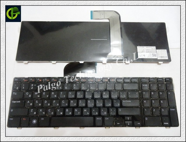 Brand New Russian Keyboard for  Dell Inspiron 17R N7110  17R 7110 XPS 17 L702X Vostro 3750 V3750 RU keyboard