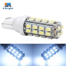10pcs 50pcs White 12V T10 1206 36 SMD Led Bulbs Auto Tail Reverse Stop Turn Indicator Parking LampCars Headlight Free Shippping