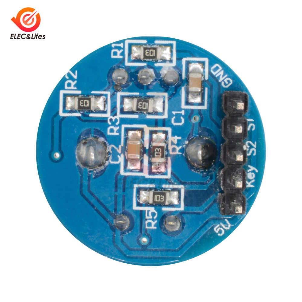 Interrupteur potentiomètre à encodeur rotatif pour capteur de briques Arduino panneau de commande Audio numérique potentiomètre rotatif rond