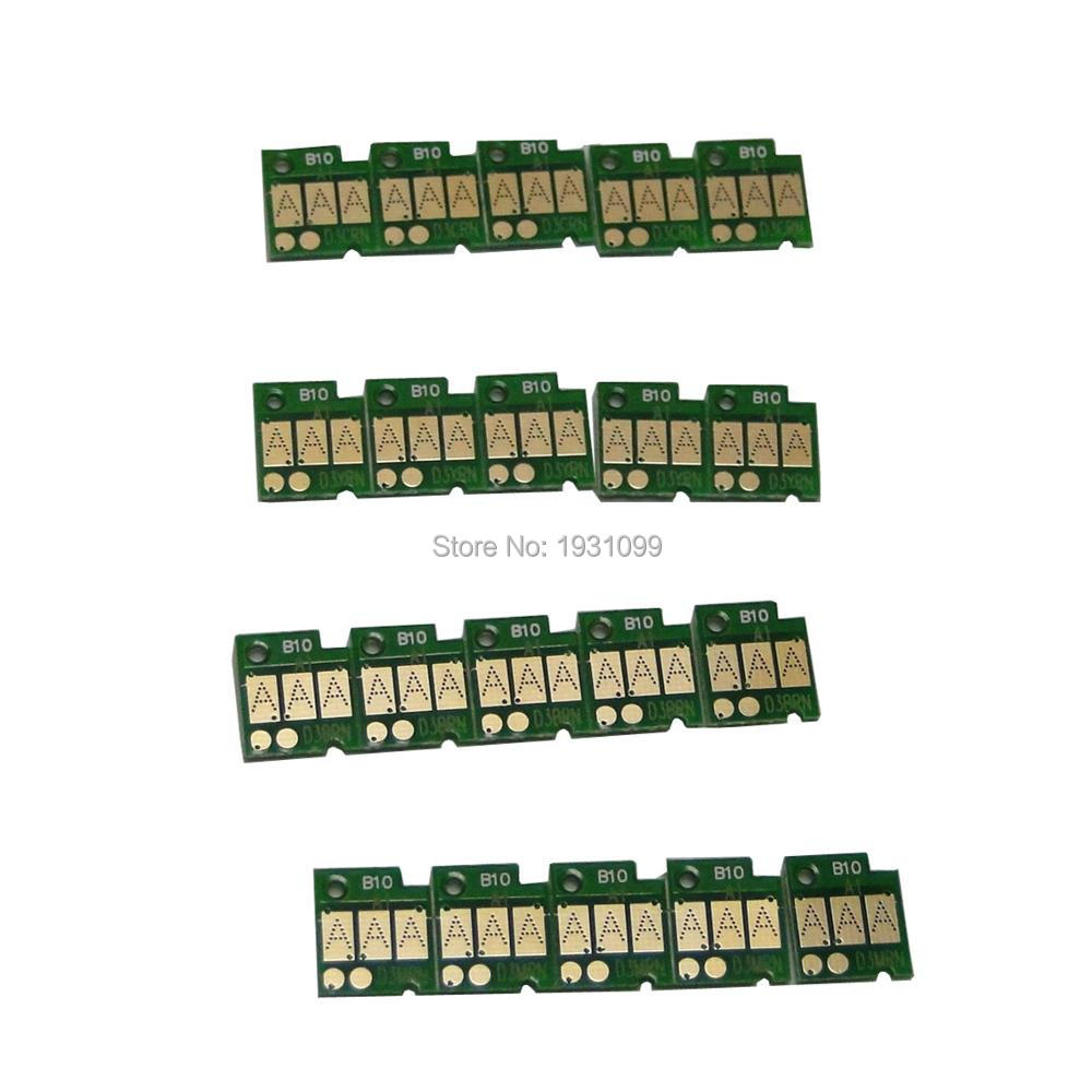 Permanent chip for brother LC223 LC 223 LC223XL for brother DCP-J562DW/MFC-J480DW/MFC-J680DW/MFC-J880DW 10set one time chip for brother lc21e lc 21e lc 21e for brother dcp j983n japan