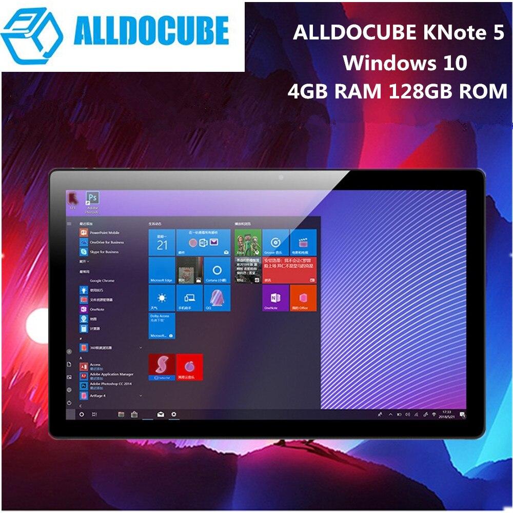ALLDOCUBE KNote5 Tablette PC 11.6 pouce Windows 10 Intel Gemini Lac N4000 Quad Core 2.4 ghz 4 gb RAM 64 gb WiFi Double Caméra Frontale