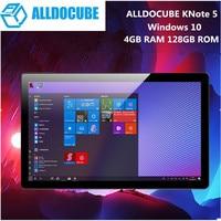 Alldocube KNote5 Tablet PC 11,6 дюймов Windows 10 Intel Близнецы озеро N4000 4 ядра 2,4 ГГц 4 ГБ Оперативная память 64 ГБ Двойной Wi Fi Фронтальная камера