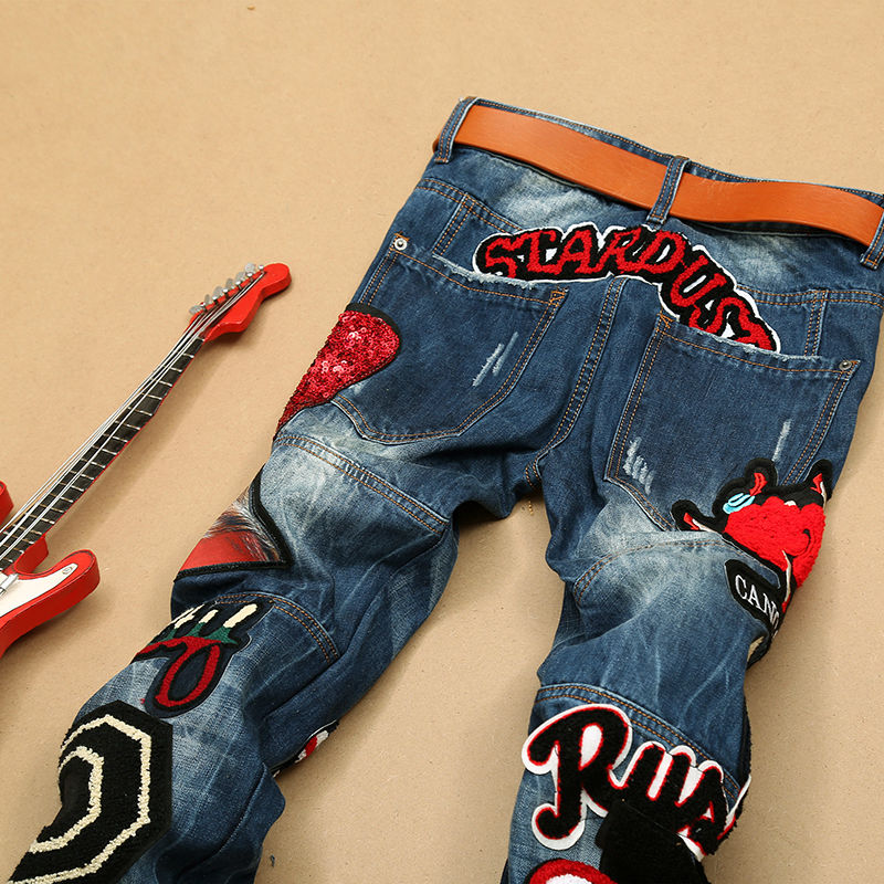 Popular Cheap Destroyed Jeans-Buy Cheap Cheap Destroyed Jeans lots