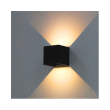 Светодиодные уличные настенные светильники