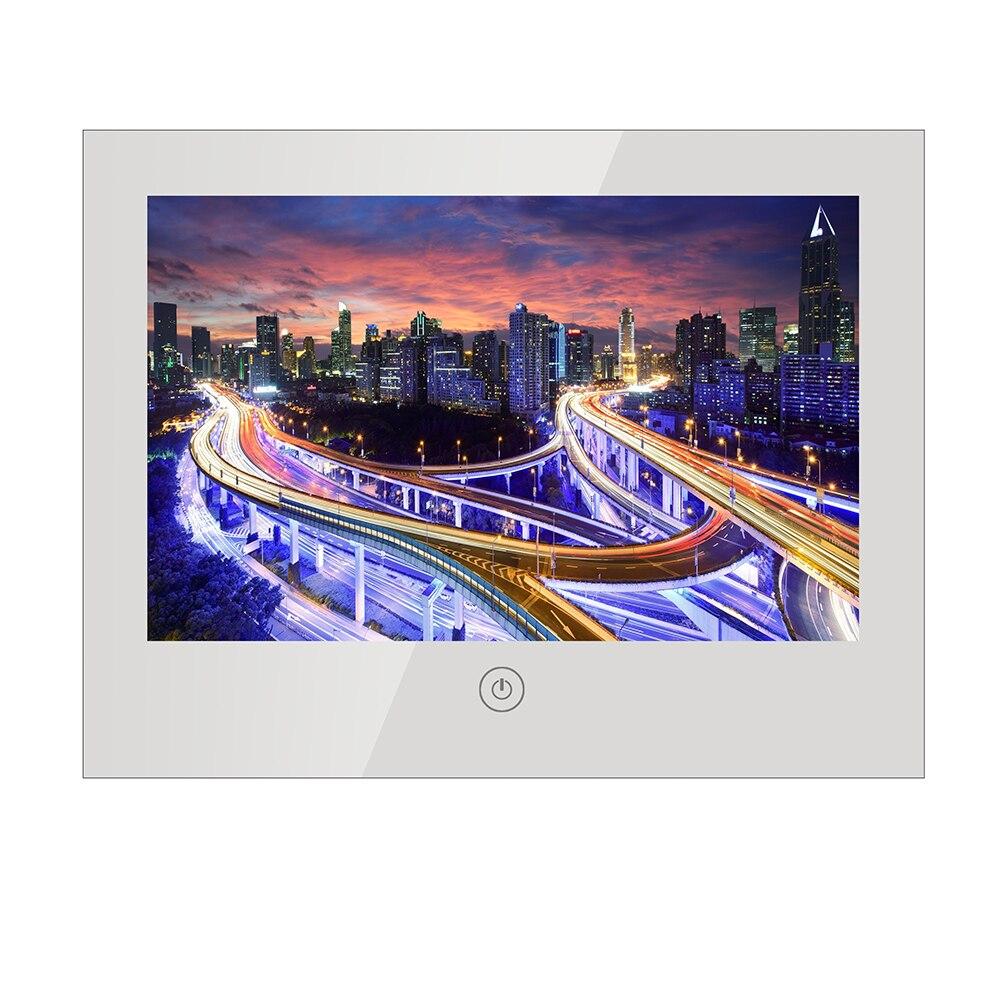 HTB1FmEWewnH8KJjSspcq6z3QFXas Souria 10.6 inch Mirror Glass USB TV Bathroom IP66 Waterproof LED Television Luxury Small Screen Hotel TV