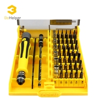 BeHelper 45 In 1 Professional Torx Screwdriver Set Precision Watch Computer IPhone Samsung Smart Phone Repair