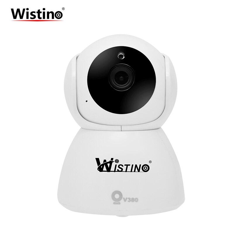 Wistino WiFi CCTV 1080P IP Camera H.265 Surveillance SecurityVideo Baby Monitor Wireless Smart Home Camera Alarm Night Vision