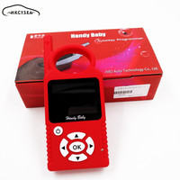 Handy Baby V9.0.2 Car Key Chip Copy for 4D/46/48/G/King Chips Multi Language JMD Assistant OBD Adapter for VW