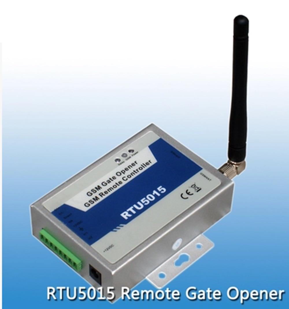 APP Remote Control Gate Home Appliance Opener GSM Alarm System GSM 900/1800 RTU5015