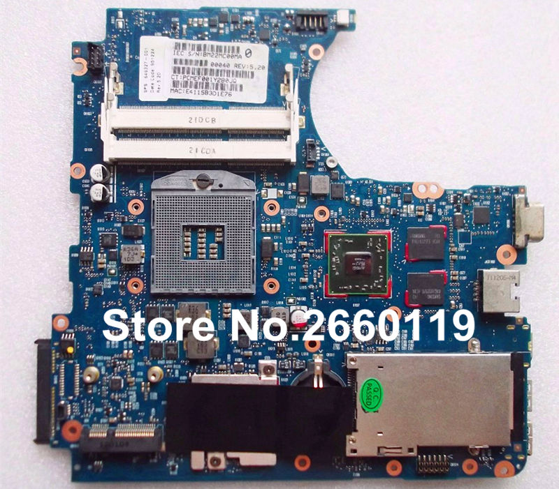 ФОТО laptop motherboard for HP 658335-001 4331S 4431S system mainboard fully tested and working well with cheap shipping
