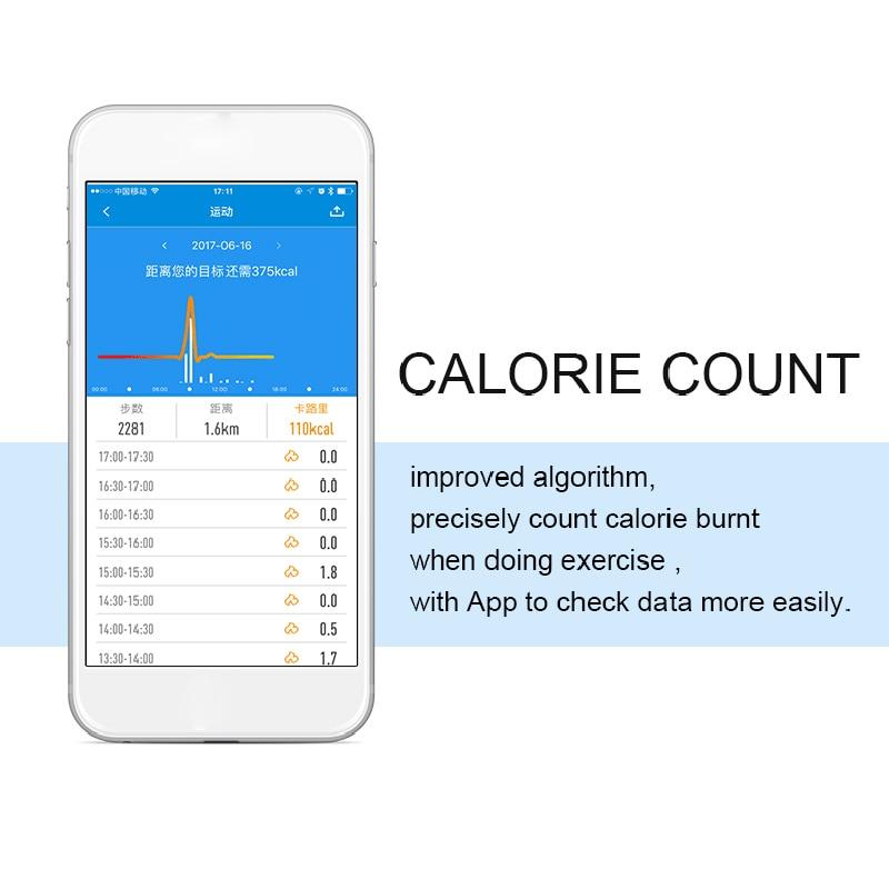 5 Χρώματα Pedometer Ψηφιακή Tracker LCD Fitness - Fitness και bodybuilding - Φωτογραφία 6