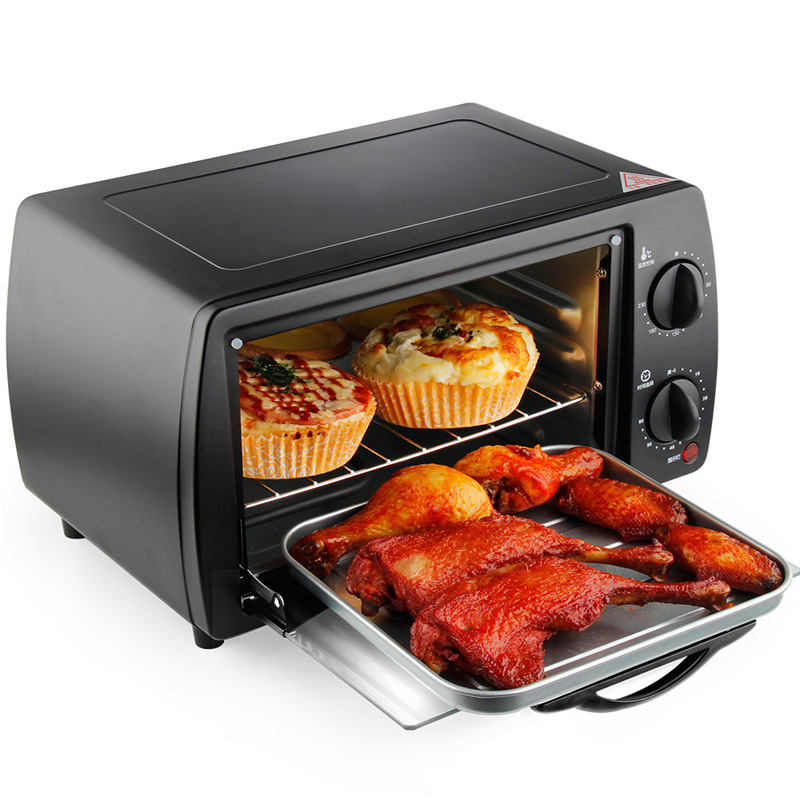 220V Electric Oven Multi function Baking Oven-in 3 in 1 Breakfast Makers from Home Appliances    1