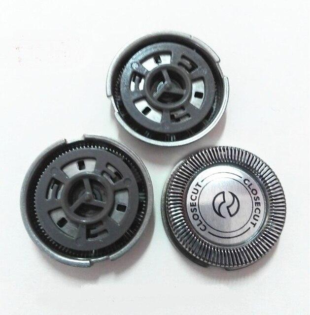 3 unids de afeitar eléctrica para los hombres de afeitar la cabeza de hoja  para Philips a522d04f15ab